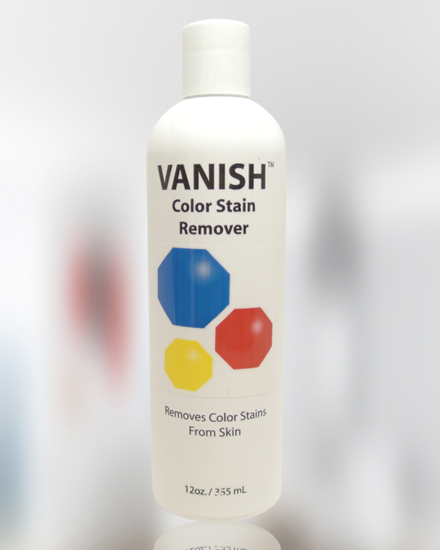 Color Vanish Hair Color Removal
